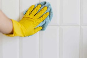 Cleaning and sanitizing SARS-CoV-2 on surfaces